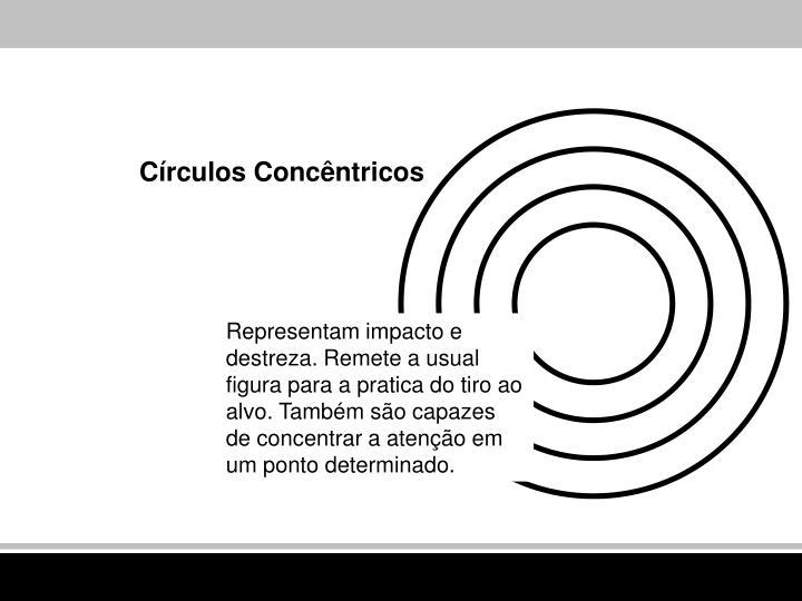 Círculos Concêntricos