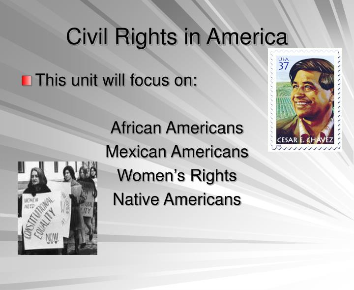 team a civil rights ppt 1 new civil rights issues chapter 16 lesson 3 the black muslim movement • led by elijah muhammad • black nationalism, separatism, self‐improvement.