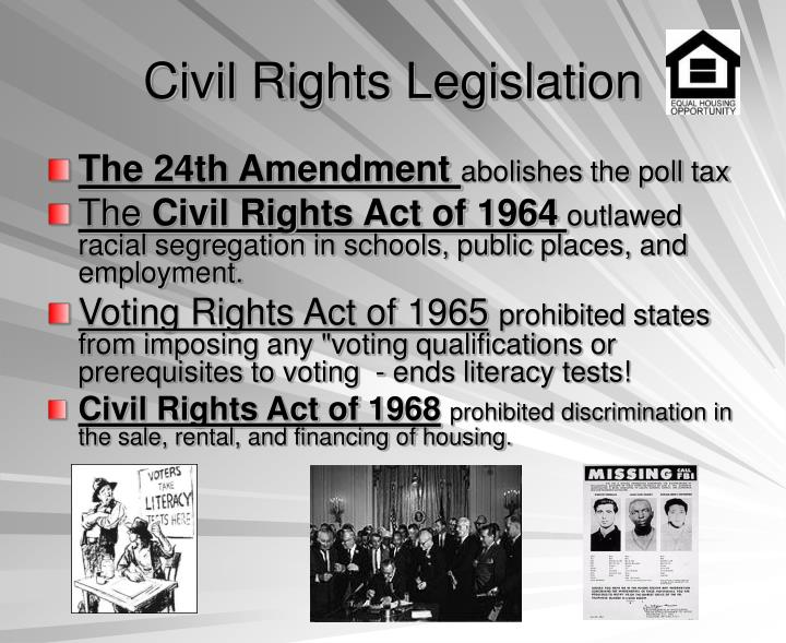 the progression of civil rights in the Civil rights movement – timeline  1860: abraham lincoln elected president, signaling the secession of southern states 1863: president lincoln issues the emancipation proclamation.
