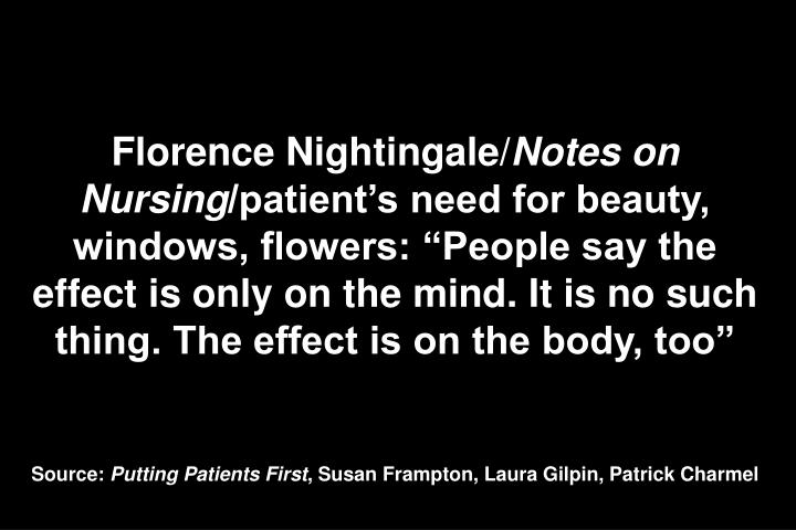 Florence Nightingale/