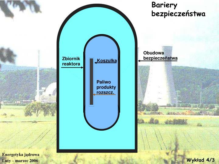 Bariery