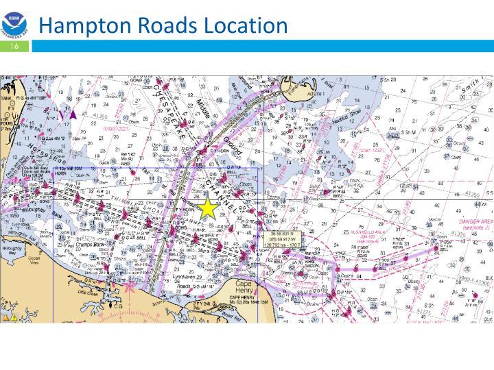 Hampton Roads Location