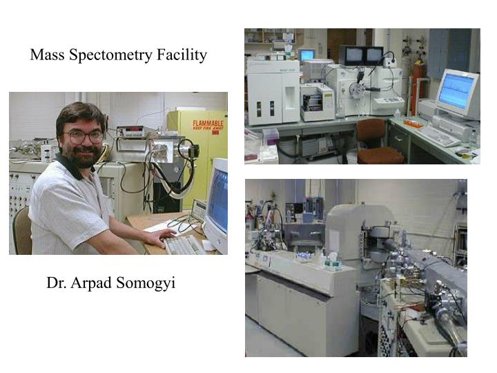 Mass Spectometry Facility