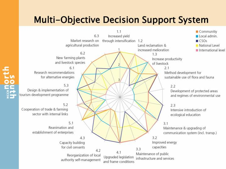 Multi-Objective Decision Support System