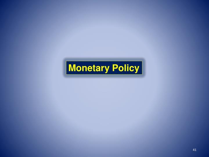 Monetary