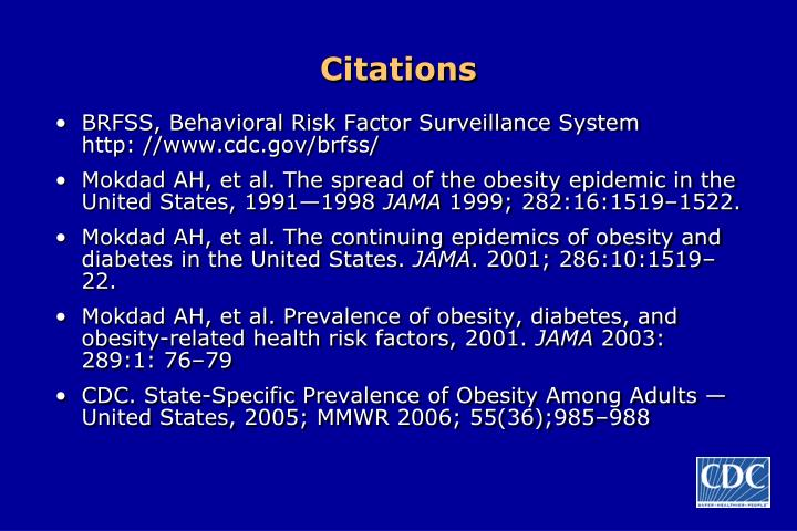 ppt obesity trends cdc powerpoint presentation id 4409116