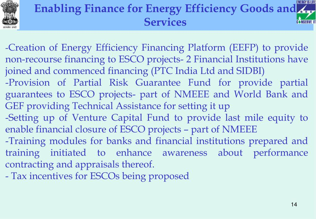 Ppt Energy Conservation And Efficiency Potential And