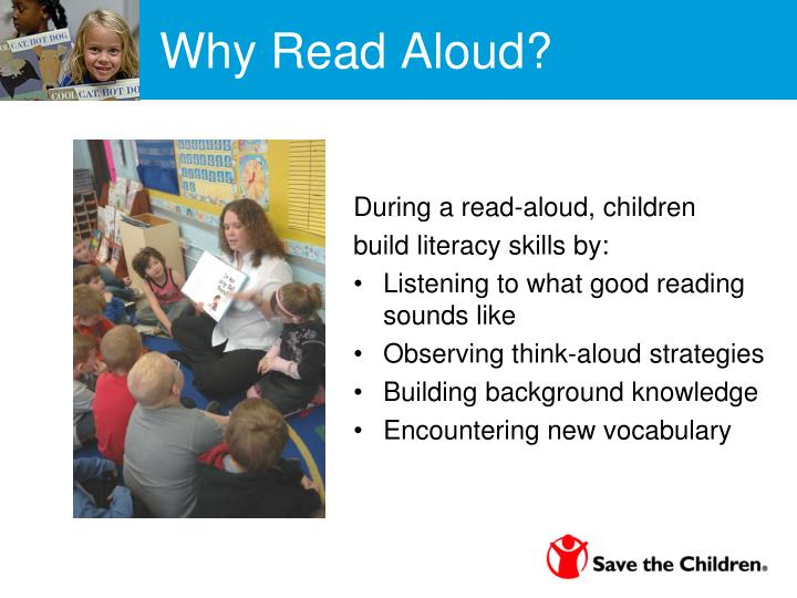 Why Read Aloud?