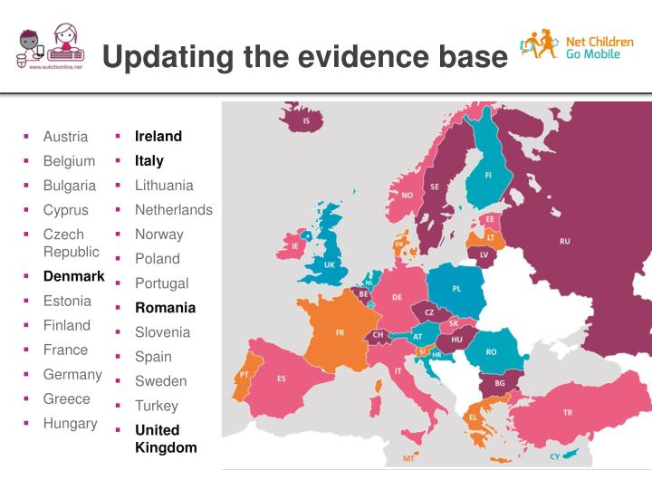 Updating the evidence base