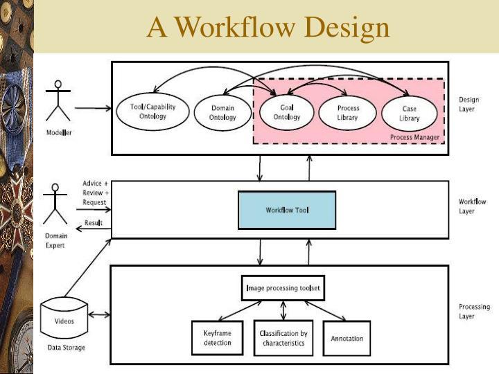 A Workflow Design