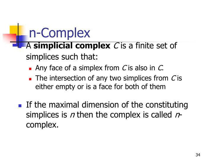 n-Complex