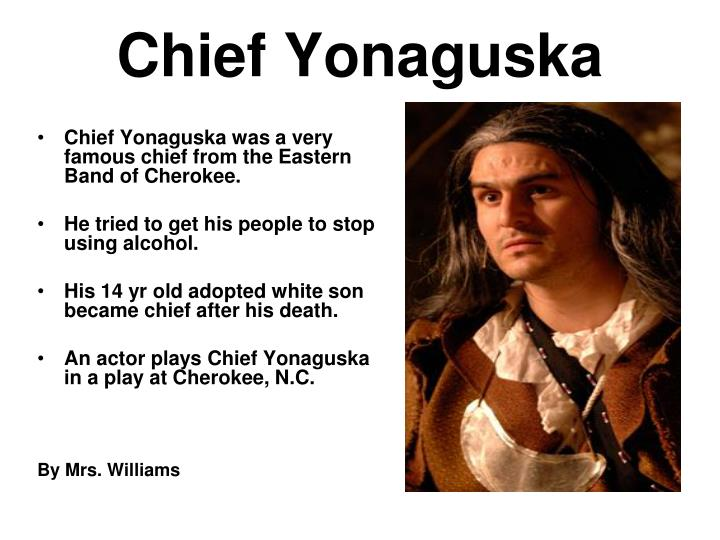 Chief Yonaguska