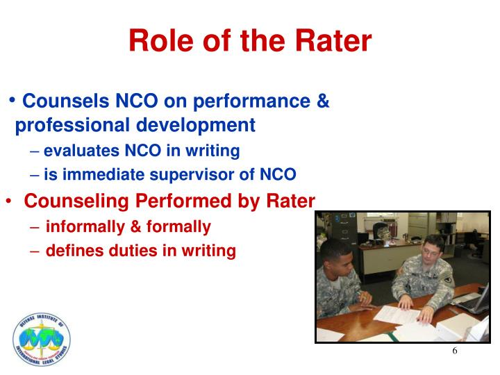 the responsibilities of an nco accountability Free flashcards to help memorize facts about nco authority & resp other activities to help include hangman, crossword, word scramble what are some other basic responsibilities of an nco maintain discipline, maintain property accountability, train soldiers.