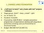 1 change lanes foundation12