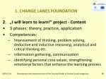 1 change lanes foundation14