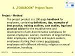 4 toolbook project team4