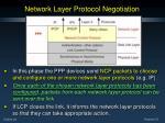 network layer protocol negotiation1