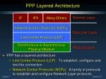 ppp layered architecture1