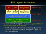 ppp layered architecture5