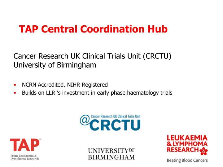 Cancer Research UK Clinical Trials Unit (CRCTU) University of Birmingham