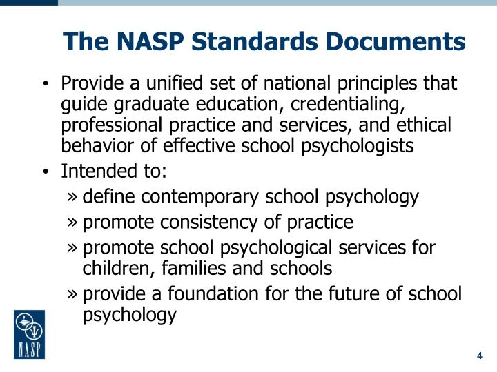 Ppt nasponline powerpoint presentation id4413749 the nasp standards documents malvernweather Gallery