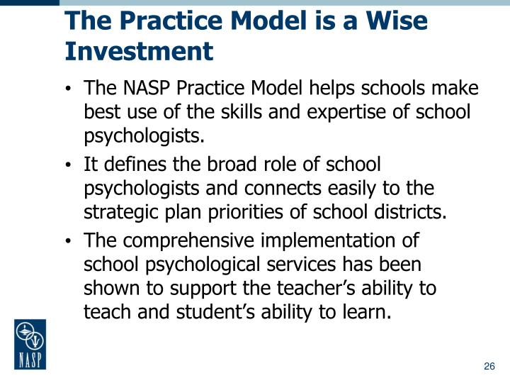 Ppt nasponline powerpoint presentation id4413749 the practice model is a wise investment malvernweather Gallery