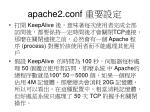 apache2 conf3