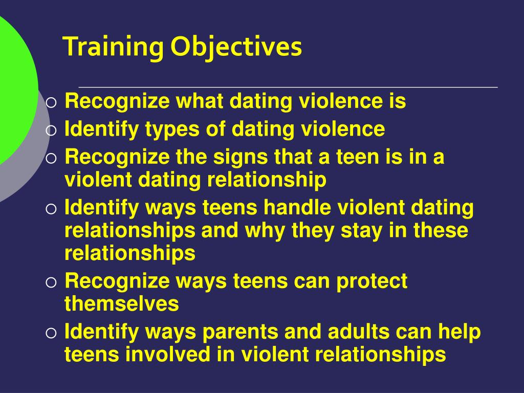 PPT - TEEN DATING VIOLENCE PowerPoint Presentation - ID:4414310