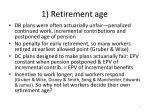 1 retirement age