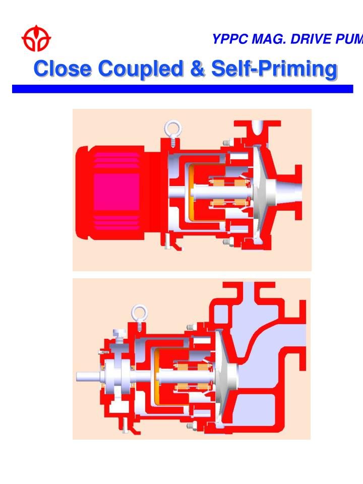 Close Coupled & Self-Priming