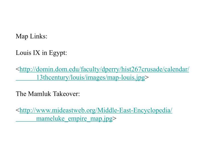 Map Links: