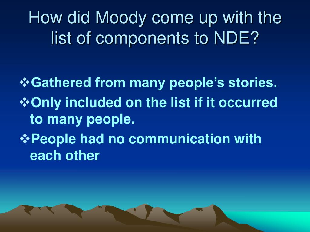 PPT - NDE PowerPoint Presentation - ID:4416138