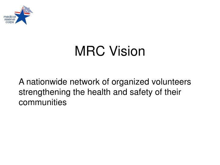 MRC Vision