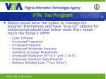 iftn the program4