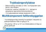 trykks rsprofylakse