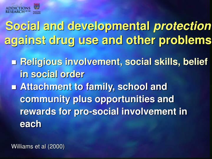 Social and developmental