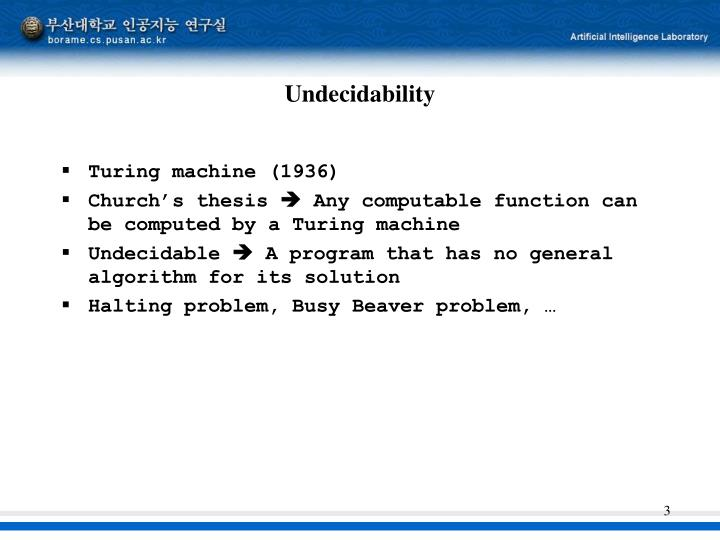 church thesis halting problem • church thesis (church-turing thesis) • lambda calculus • taught at princeton, 1929–1967 • church's doctoral students were an  there is a specific problem (halting problem) that is algorithmically unsolvable demonstrates that computers are limited in a fundamental way.