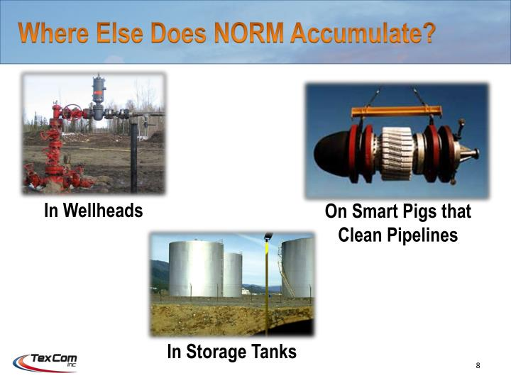 WHERE  ELSE  DOES  NORM   ACCUMULATE?