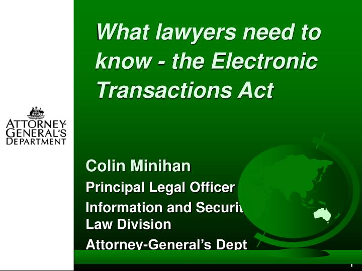 the uniform electronic transactions act The uniform electronic transactions act these national esignature laws describe four critical requirements for recognition of an electronic signature as ueta and the esign act consolidated the legitimate use of electronic records and esignature documents for commercial activities.