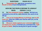 questions isaiah 46 8 93