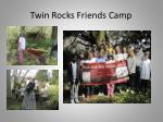 twin rocks friends camp