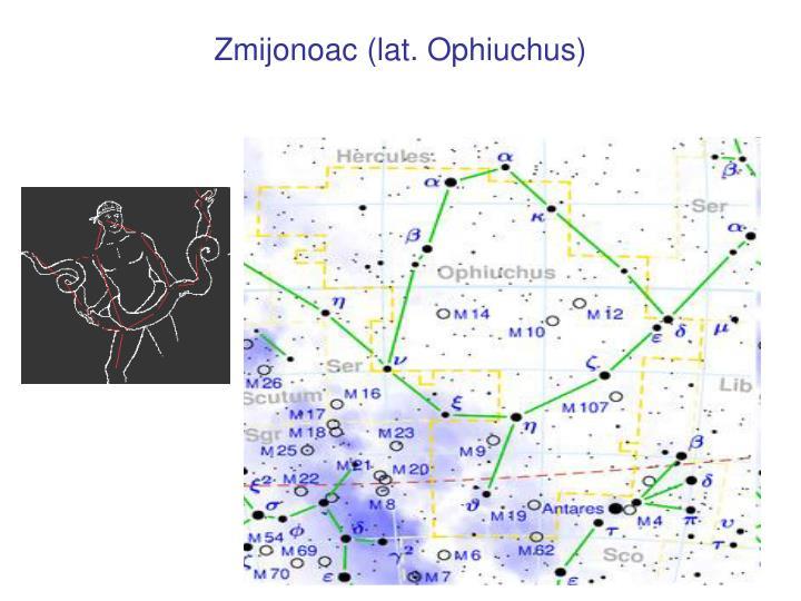 Zmijonoac (lat. Ophiuchus)