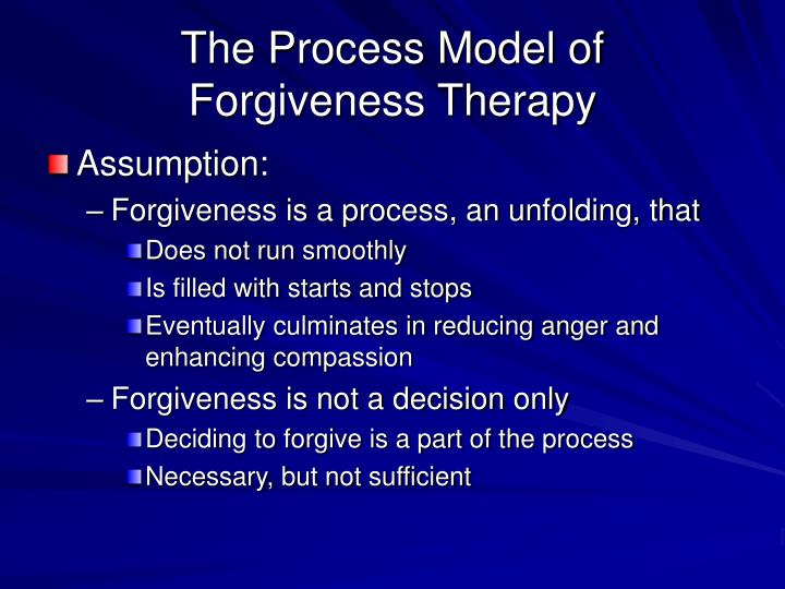 The Process Model of