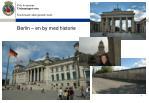 berlin en by med historie