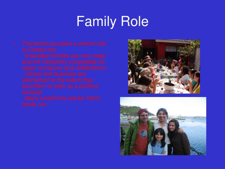 Family Role