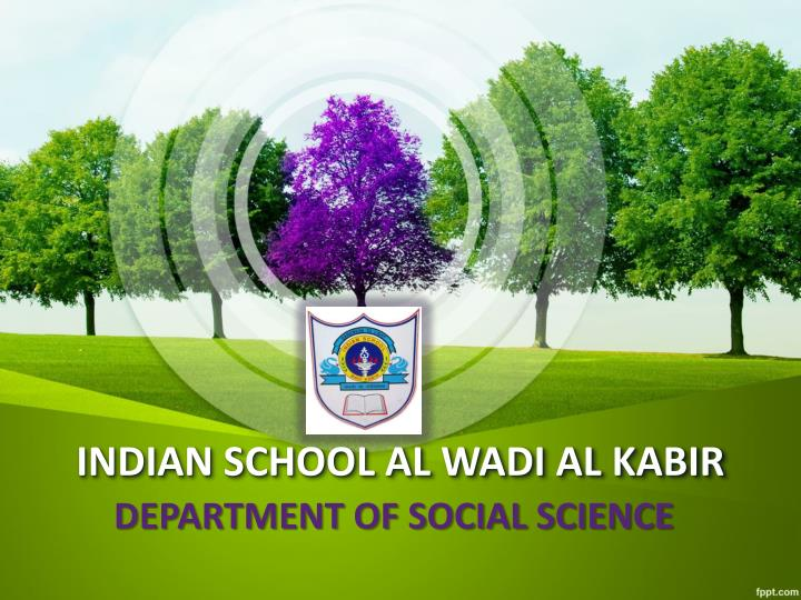 indian school al wadi al kabir n.