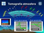 tomografia atmosfera