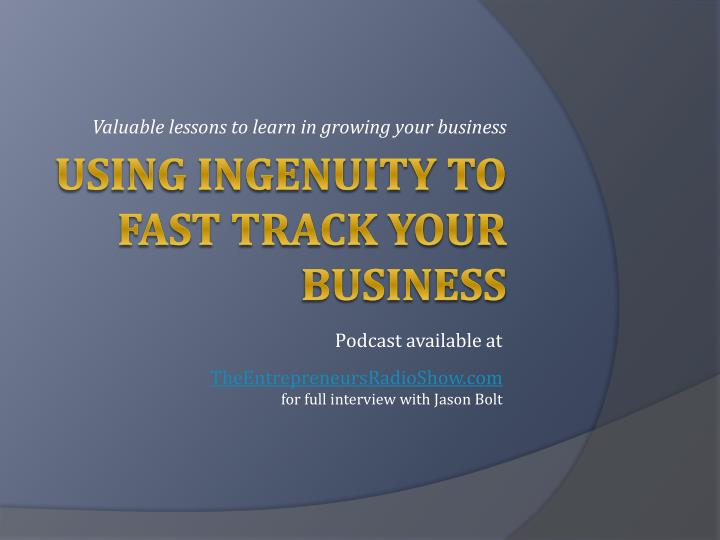 valuable lessons to learn in growing your business n.