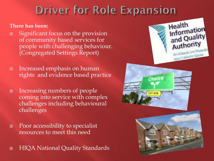 Driver for Role Expansion