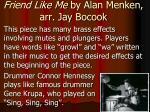 friend like me by alan menken arr jay bocook1